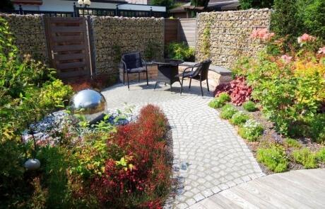 Garten aus dem Jahr 2013