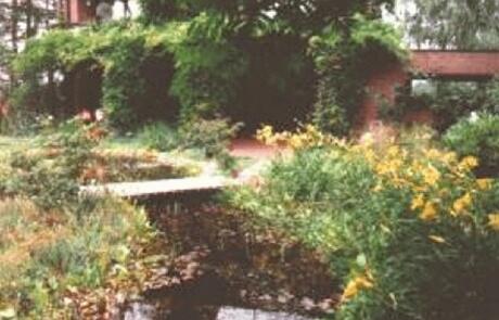 Garten aus dem Jahr 1993
