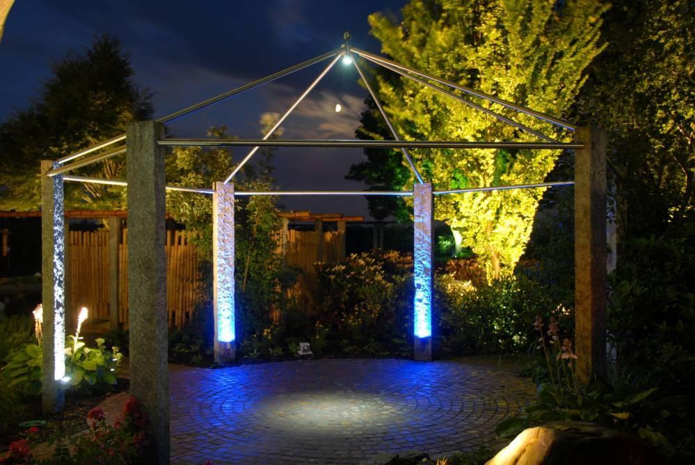 Gartenbeleuchtung Kleve Niederrhein