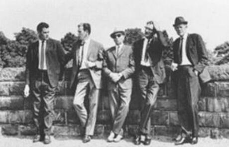 Mitarbeiter aus dem Jahr 1970