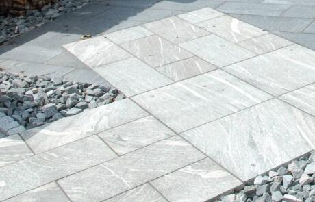Kiruna Natursteinplatte