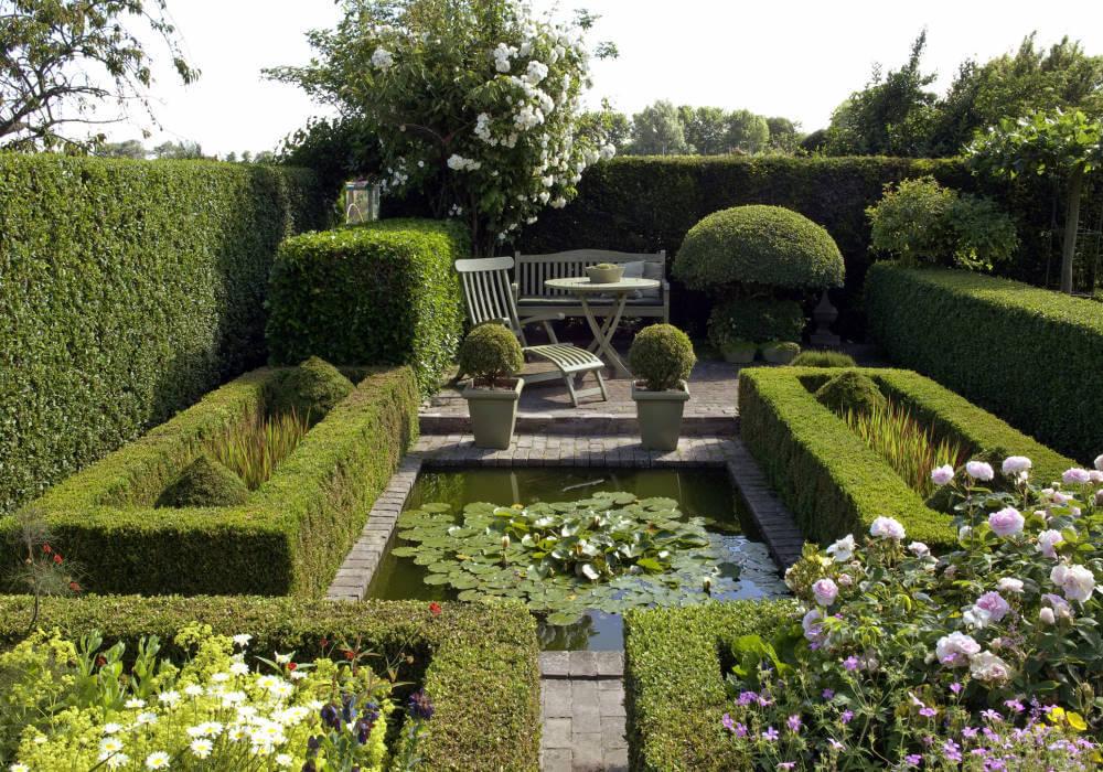 Gartenplanung kleve galabau mähler traumgarten
