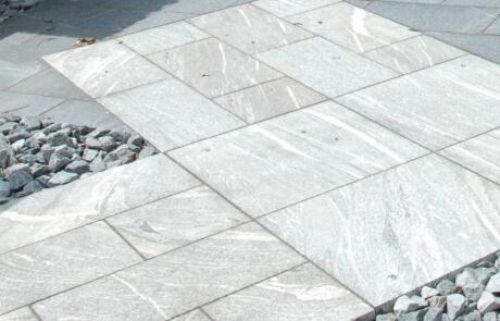Granitplatten aus Kiruna Granit