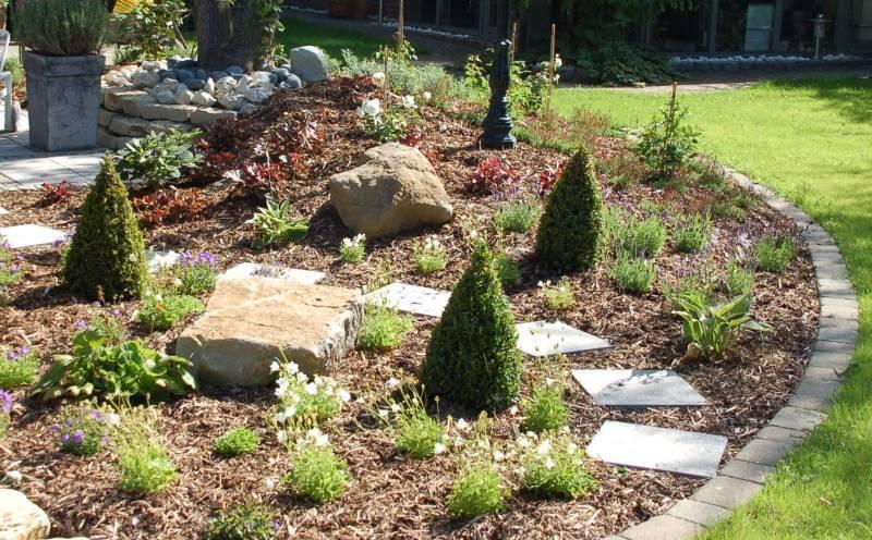 Romantischer Garten Kleve