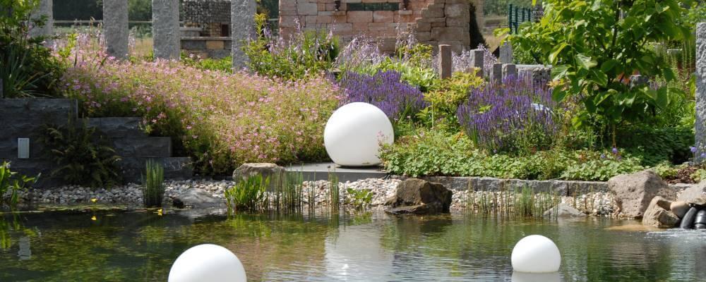 Garten in Kleve