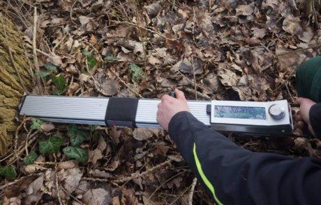 Baumkontrolle mit dem Resistograph